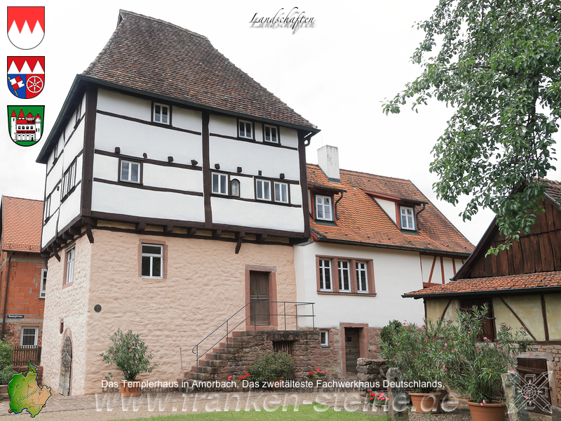 Templerhaus-Amorbach-Odenwald
